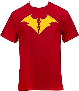 Dark Night Metal Batman Red Death Symbol T-Shirt