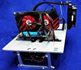 A4 Mini ITX MATX Micro ATX PC Test Bench Open Frame Water Cooling Aluminum Case USB 3.0 DIY Bare Overclocking HTPC...