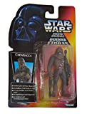 Hasbro Star Wars Chewbacca Figure with Bowcaster and Blaster Rifle