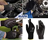 Mapa ultrane 548 - Juego guantes talla 8 negro 1 par