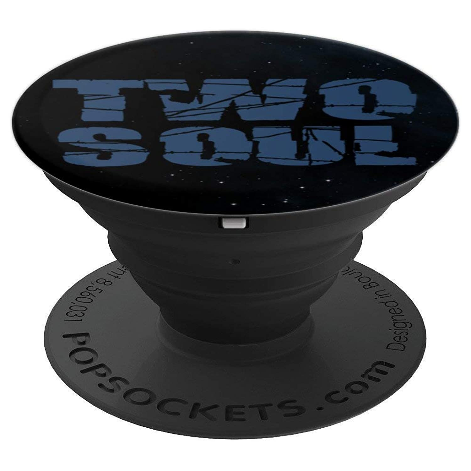 Tow Soul Shirt Unisex Gift PopSockets Grip and Stand for Phones and Tablets