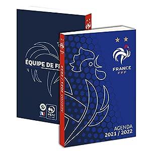 Agenda Scolaire FFF Année 2021-2022 11