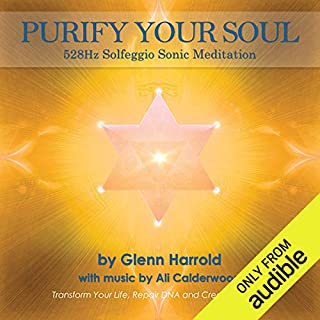 528hz Solfeggio Meditation audiobook cover art
