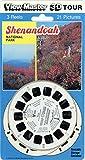 Shenandoah National Park (Virginia) - Classic ViewMaster - 3Reel Set on Card - 21 3D Images