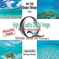 High Quality Digital Image Under Water <2>