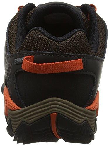 Merrell All Out Blaze 2 Gtx, Chaussures de Randonnée Basses homme, Marron (Clay), 47 EU (12 UK)