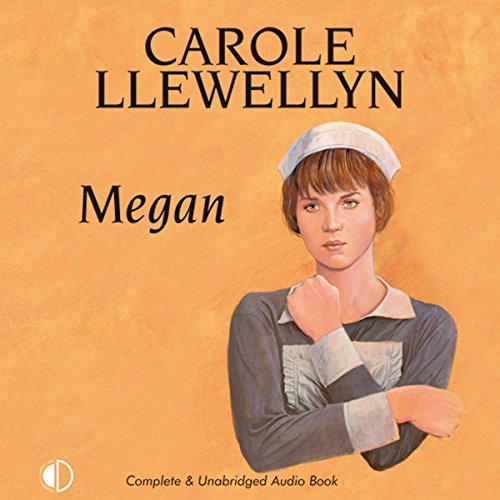 Megan audiobook cover art