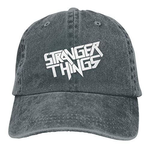 MERCHA Stranger Things (16) Vintage Hat Classic Washed 100%