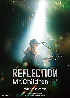 【劇場パンフレット】 Mr.Children REFLECTION 桜井和寿 田原健一 中川敬輔 鈴木英哉