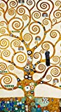 1art1 Gustav Klimt - El Árbol De La Vida II Póster Impresión Artística (70 x 50cm)
