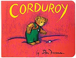 23. Corduroy - Board Book