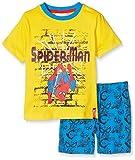 Spiderman - Pijama Dos Piezas - para niño Amarillo Amarillo