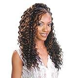 FreeTress Synthetic Hair Braids Deep Twist Bulk 22' (4-Pack, TP4/27)