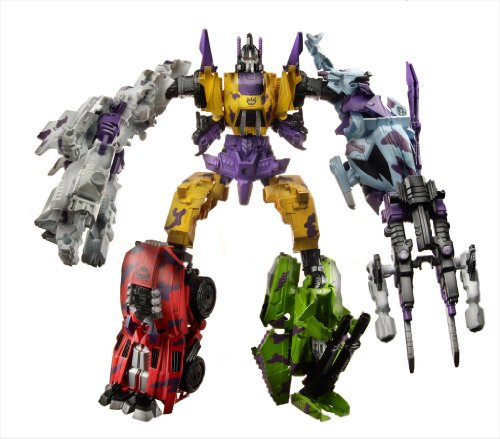 Transformers Decepticon Bruticus