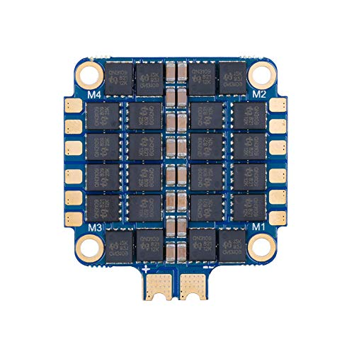 iFlight SucceX-E 45A BLHeli_S 4-in-1 ESC 2-6s Electronic Speed Controller Support DSHOT600 for FPV Racing Drone Quadcopter