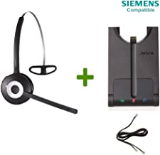 Siemens (Unify) certified Jabra Cordless Headset   PRO 920 Bundle   Electronic Remote Answerer included   OpenStage VoiP phones: 30, 40, 60, 80