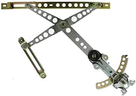 ACDelco 11A131 Professional Rear Driver Side Power Window Regulator with Motor