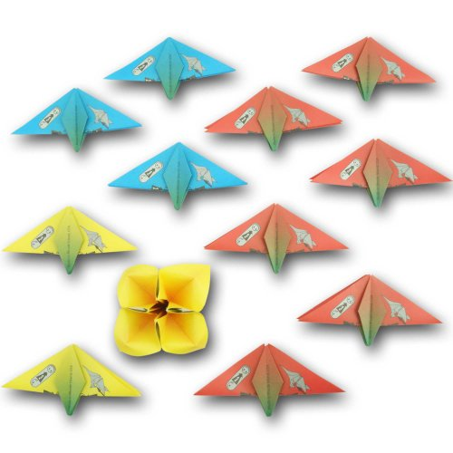 Origami Bonsai Instant Flowers