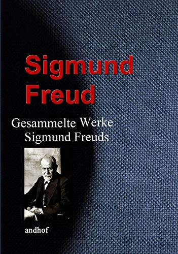 Gesammelte Werke Sigmund Freuds