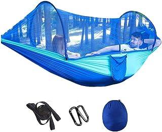 LULUD Camping Hammock - Multipurpose - Outdoor, Indoor, Travel, Beach, Garden, Camping - Swing Bed - Dormitory Swing - Pre...