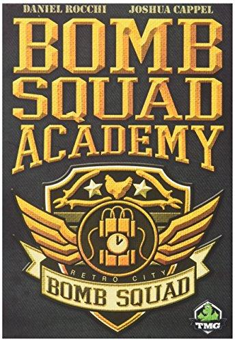 Tasty Minstrel Games Bomb Squad Academy