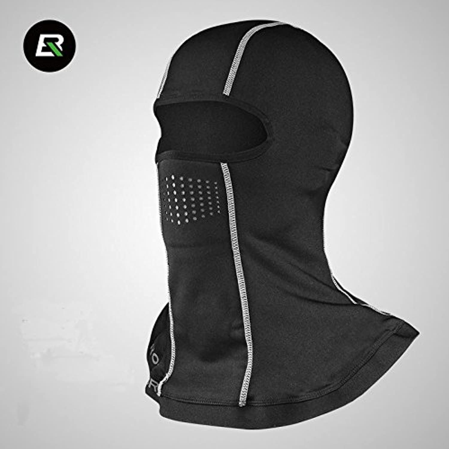 ROCKBROS (lock bredh) full-face mask filters with predection against the cold wind black LF7124