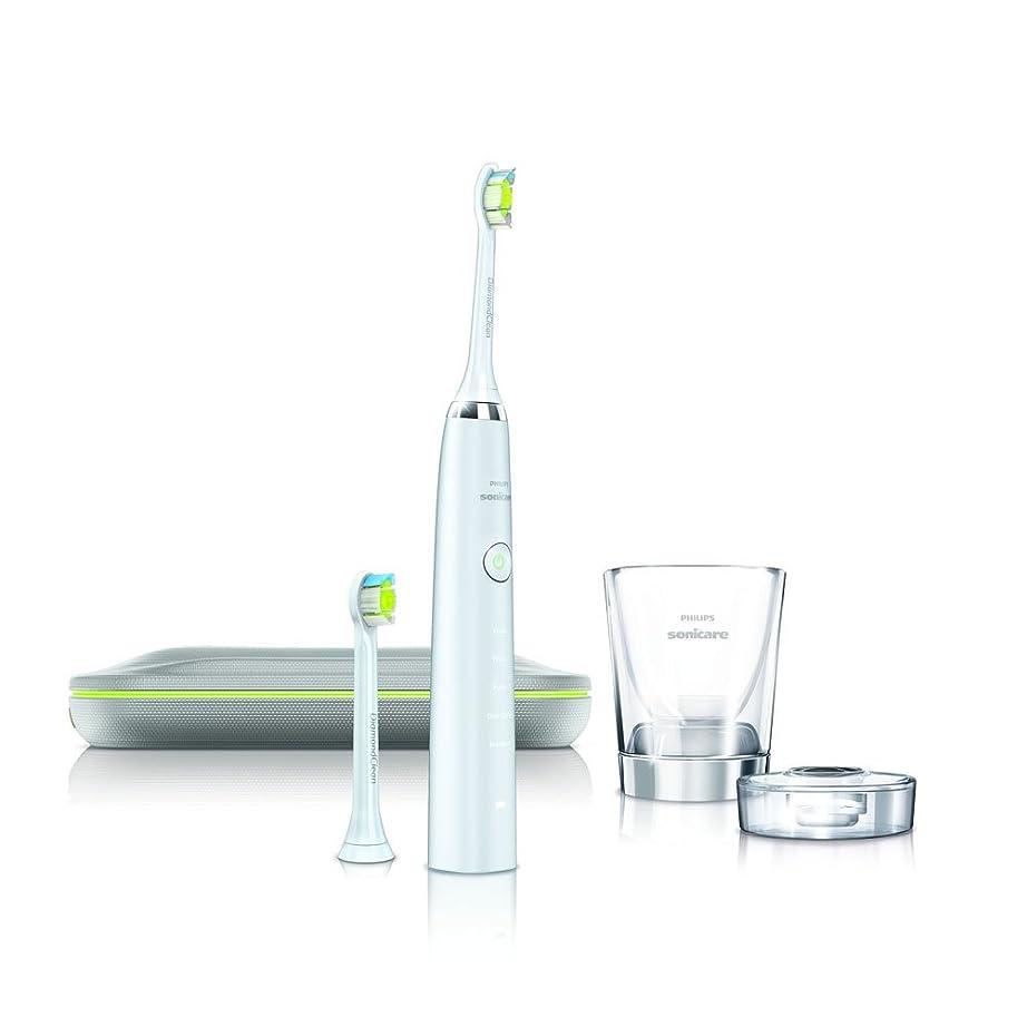 債務者記録処理Philips HX9382/04 Sonicare DiamondClean Sonic electric toothbrush & Simple English User's Manual Philips HX9382 / 04 Sonicare DiamondCleanソニック電動歯ブラシ&簡易英語ユーザーズマニュアル[並行輸入]