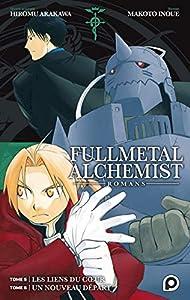 Fullmetal Alchemist Roman Édition double Tomes 5 & 6