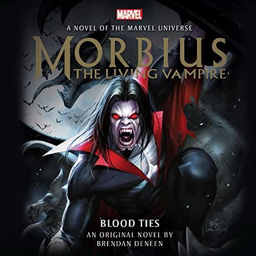 Morbius: The Living Vampire cover art