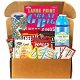 Get Well Care Package - Send Care and Concern - Get Well Soon, Flu Cold Care Package -Several To...