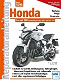 Honda Hornet 600 (PC 41): Einspritzer ohne und mit ABS ab Modelljahr 2007 (Reparaturanleitungen)