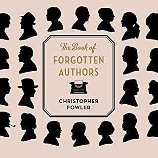 The Book of Forgotten Authors cover art