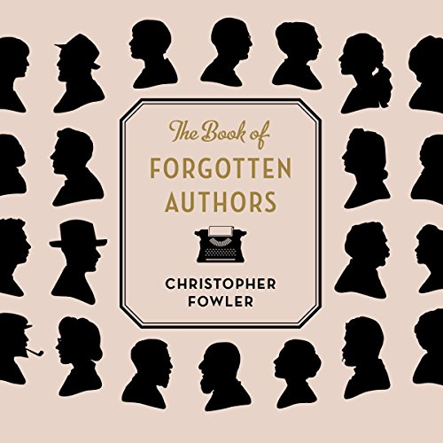 The Book of Forgotten Authors audiobook cover art