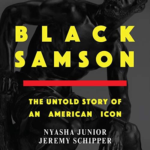 Black Samson audiobook cover art