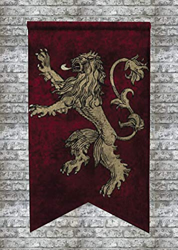 Estandartes juego de tronos