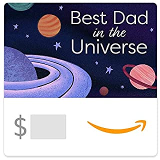 Amazon eGift Card - Father's Day Best Dad in the Universe (B086G6938W) | Amazon price tracker / tracking, Amazon price history charts, Amazon price watches, Amazon price drop alerts