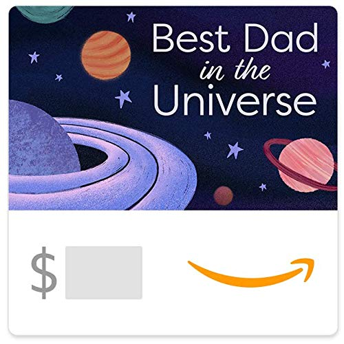Amazon eGift Card - Father's Day Best Dad in the Universe