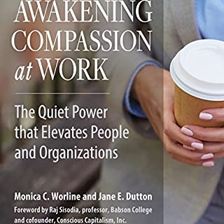 Awakening Compassion at Work audiobook cover art