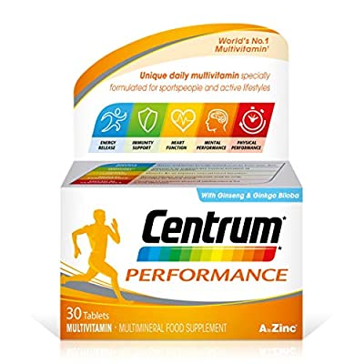 Centrum Performance Multivitamins & Minerals, 30 Tablets