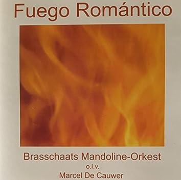 BMO 003 Fuego Romántico Brasschaats Mandoline Orkest olv Marcel De Cauwer
