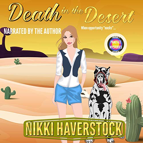 Death in the Desert Audiobook By Nikki Haverstock cover art