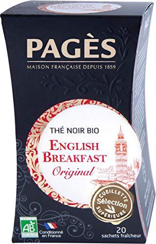 Té English Breakfast  marca PAGÈS