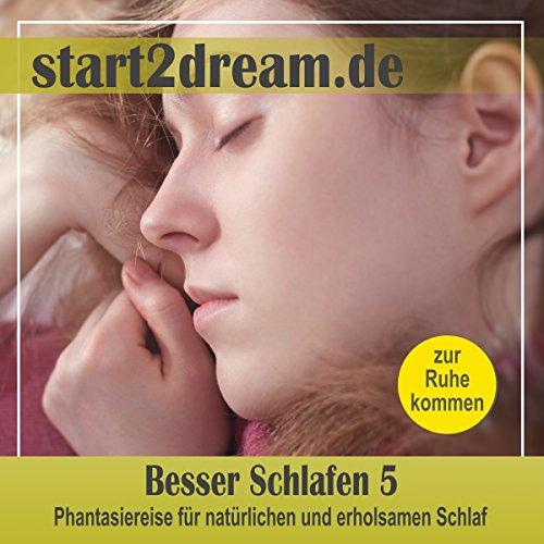 Phantasiereise für natürlichen und erholsamen Schlaf Titelbild