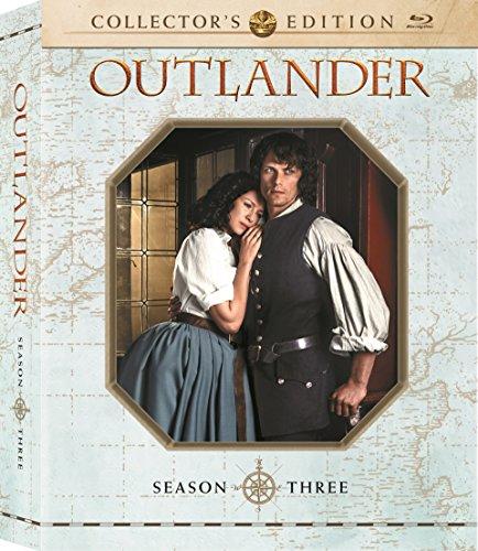 Price comparison product image Outlander Season Three - Collector's Edition [Blu-ray]