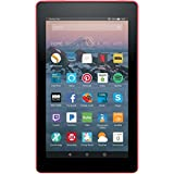 Fire 7 Tablet  (7' display, 8 GB) - Red - (Previous Generation - 7th)