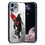Sephiroth FF7 - Carcasa para teléfono (vidrio templado, iPhone XR)