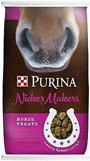Purina Nicker Makers Horse Treats, 15 lb Bag