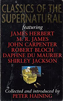 Classics of the Supernatural 033037415X Book Cover