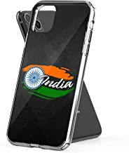 Case Phone India Independence Day 15 August Indian Flag Patriotic (5.8-inch Diagonal Compatible with iPhone 11 Pro)