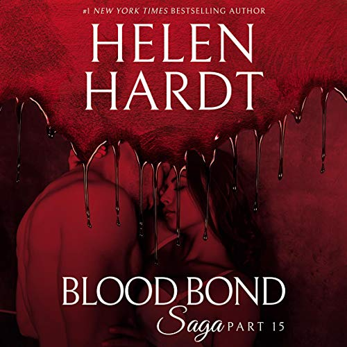 Blood Bond: 15 audiobook cover art